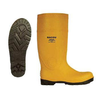 PVC 安全靴(75707)