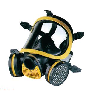 1710641黄色全面罩