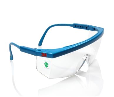 3M 1711AF防雾防护眼镜